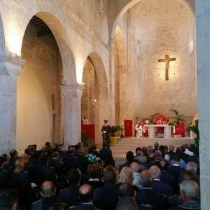 Fête de saint Matthieu en 2016 avec les card. Menichelli