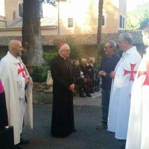 Templiers Catholiques impliqués dans la conduite de la méditation S. EM. Card. Mauro Piacenza
